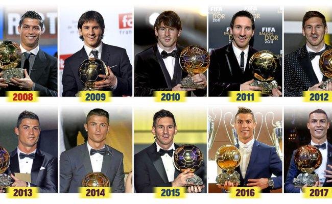 Balón De Oro 2018 Real Madrid Luka Modric Les Quita El