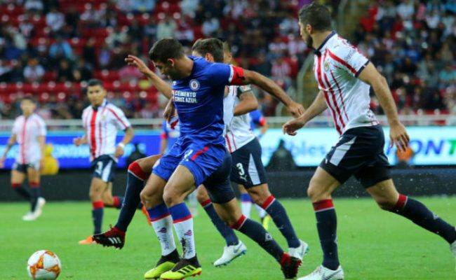 Liga Mx Clausura 2019 Cruz Azul Vs Chivas Horario Y