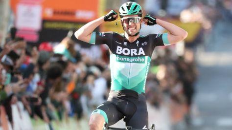 Max Schachman volvió a ganar etapa en la Volta, como hace un año.