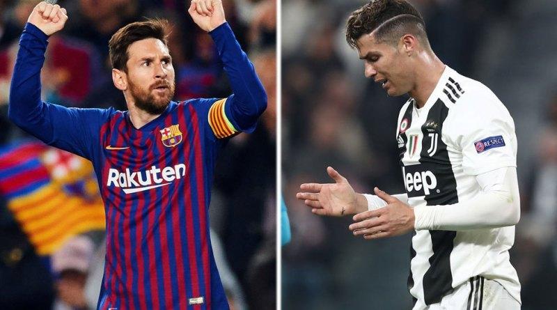 MESSI es mejor que Ronaldo. De acuerdo a una investigación científica, esta es la conclusión definitiva, a hoy