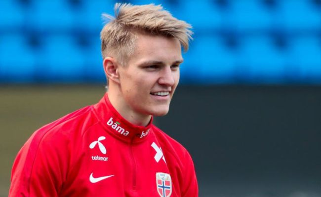 Real Madrid Real Sociedad Compete With Bayer Leverkusen For Odegaard Marca In English