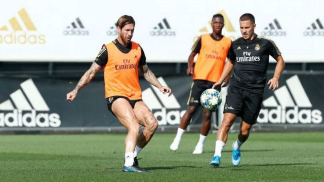 Real Madrid trains without Modric, Assensio 2