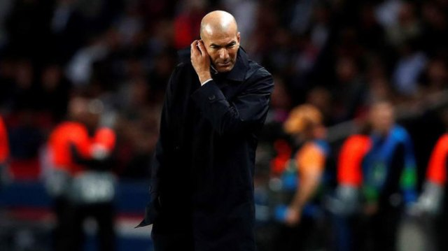 Real Madrid suffer 3 - 0 defeat to PSG