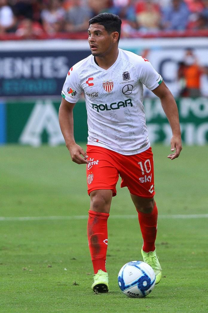 8.- Maximiliano Salas | Necaxa | 6 goles