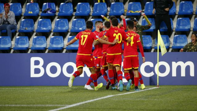 Eurocopa 2020: Andorra gana 565 días después y evita el récord de derrotas  consecutivas en Eurocopa - Clasificación Eurocopa