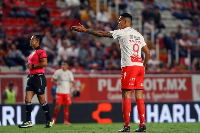 2.- Mauro Quiroga | Necaxa | 9 goles