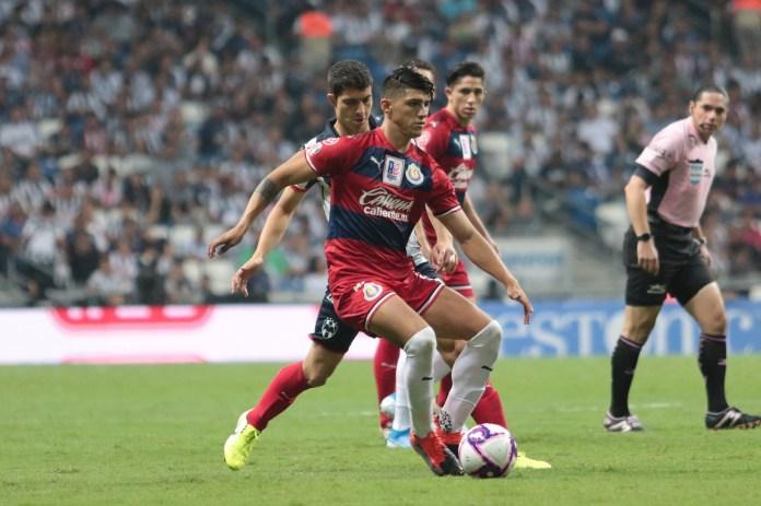 7.- Alan Pulido | Chivas | 7 goles