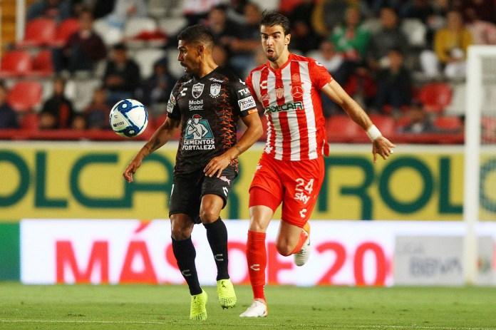 7.- Franco Jara | Pachuca | 8 goles