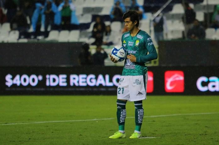 9.- José Juan Macías | León | 7 goles