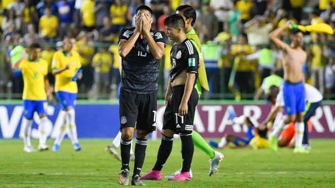 Mundial Sub 17 2019: No se debió marcar el penal contra ...