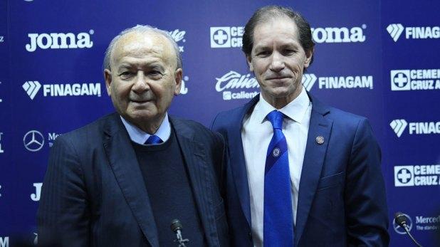 Liga MX Clausura 2020: Jaime Ordiales es presentado como nuevo director  deportivo del Cruz Azul | MARCA Claro México