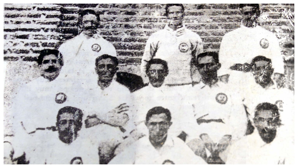 The Madrid side that won four Copas at the start of the 20th century
