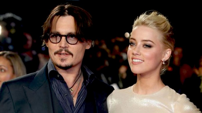 Johnny Depp and Amber Heard were married for only two to