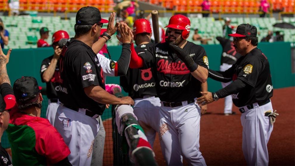 México derrota a Panamá en la Serie del Caribe San Juan 2020