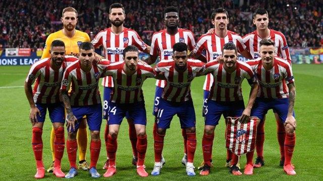 Atlético de Madrid - Liverpool: El uno a uno del Atlético de ...