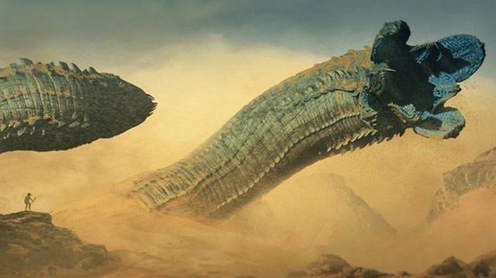 Javier Bardem aparece en las nueva imagenes de Dune de Villeneuve