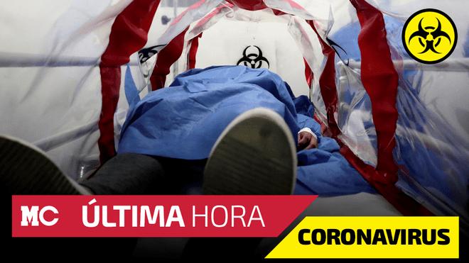 Coronavirus México hoy 22 de mayo.
