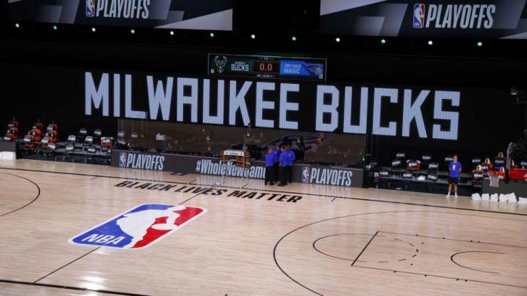 Finales NBA 2020: Histórico boicot de los Bucks a los Playoffs | Marca.com