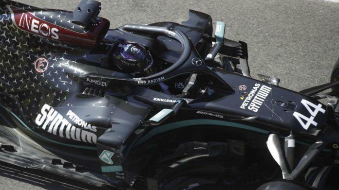Hamilton se lleva la pole en Mugello; Carlos Sainz araña un noveno a un mal McLaren