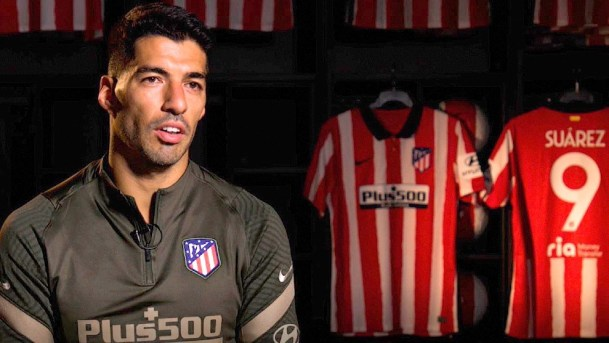 Atletico Madrid: Luis Suarez: I want to make history at Atletico Madrid | MARCA in English