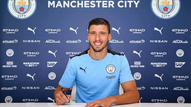Premier League: El City hace oficial el fichaje de Ruben Dias | Marca.com