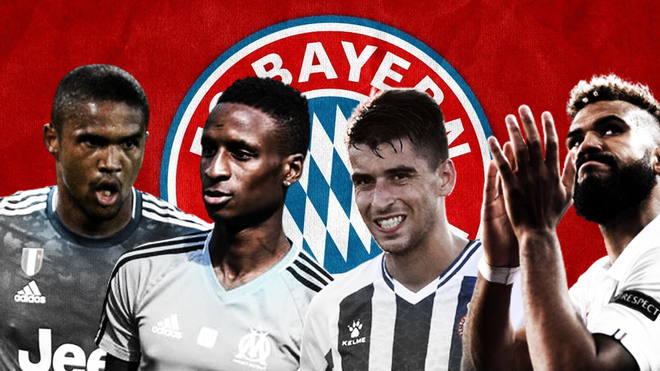 Bundesliga: Cuatro fichajes de una tacada para el Bayern: Marc Roca, Douglas Costa, Bouna Sarr, Choupo-Moting... | Marca.com
