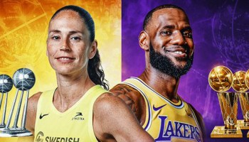 NBA: Sue Bird-LeBron James: four rings and 37 million dollars of difference that set fire to the networks
