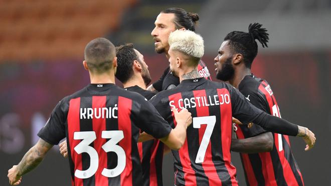 Milan vs Roma: El Milan deja ir el triunfo ante la Roma pero sigue como  líder de la Serie A - Serie A