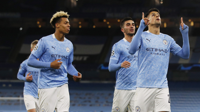 Manchester City vs Olympiacos: El Manchester City liquida al Olympiacos y  sigue con su paso perfecto - Champions League