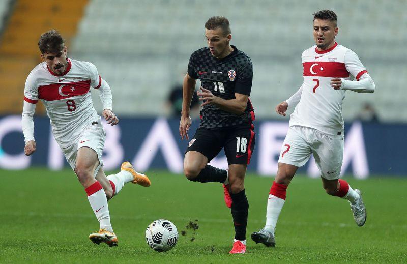 Modric juega 13 minutos con Croacia en el empate 'loco' contra Turquía |  Marca.com