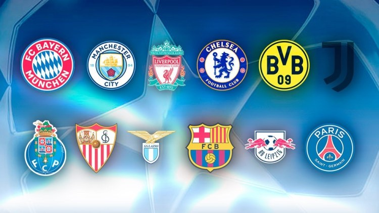 Twelve teams have already reached the Champions League's ...