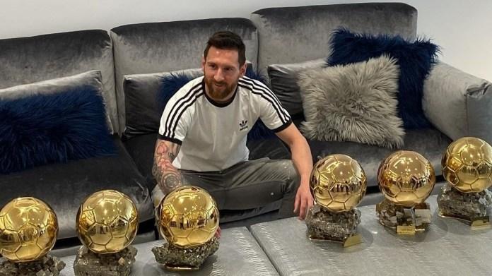 Messi: anshtë një nder që të zgjidhem në Teamndrrën e Topit të Artë