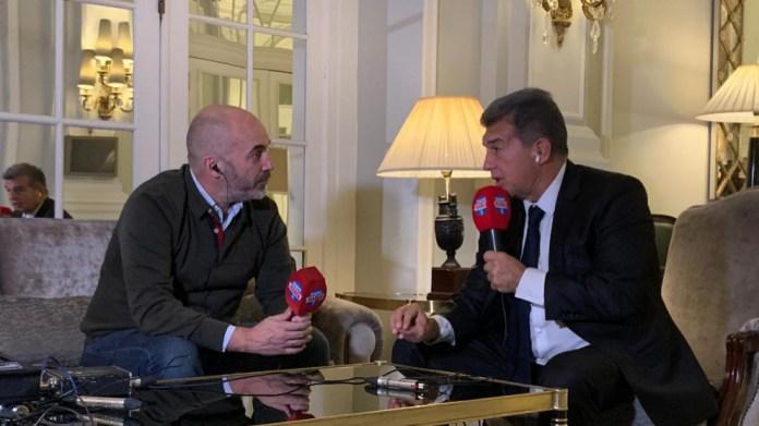Laporta: Ne do të përdorim të gjitha aftësitë tona për ta mbajtur Messin te Barcelona