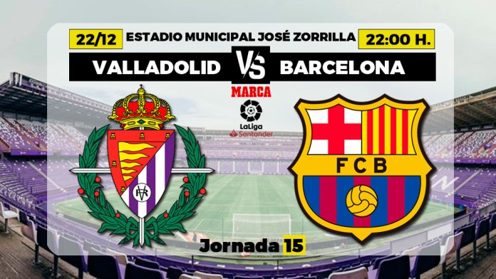 Formacionet Real Valladolid vs Barcelona konfirmuan: Griezmann dhe Busquets në stol