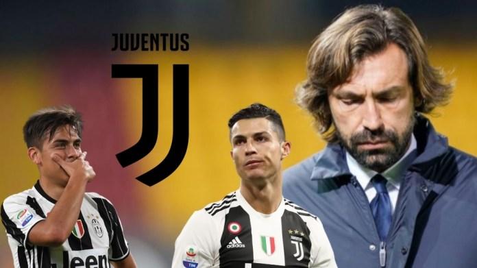 Juventusi ndjek AC Milan me dhjetë pikë: Fundi i një epoke?