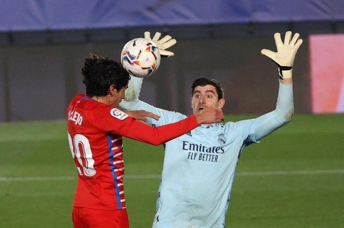 Courtois për fitoren e Granadës: Nuk ishte ndeshja më e mirë e Real Madridit