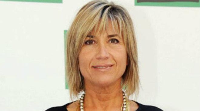 La periodista Julia Otero.