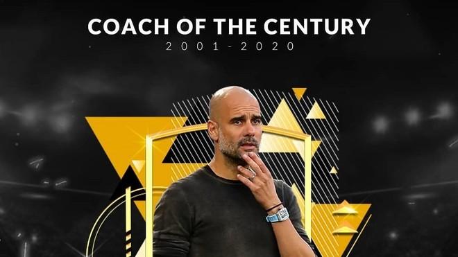 Guardiola dhe Real Madrid emëruan trajnerin dhe klubin më të mirë të shekullit 21