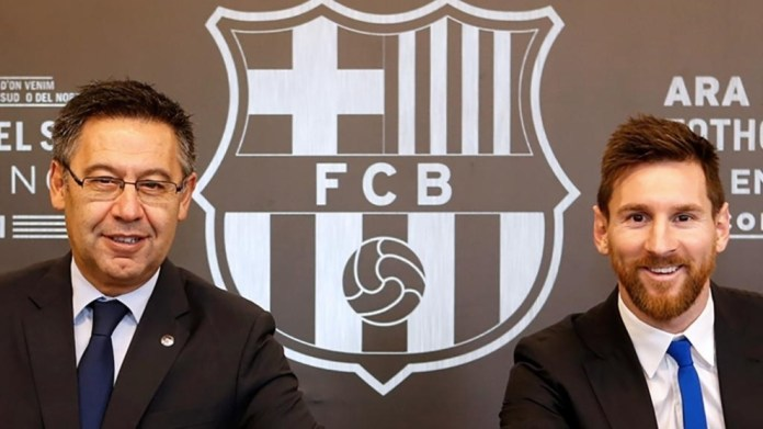 Messi: Bartomeu më mashtroi disa herë