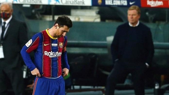 Barcelona mbaron nga argumentet për të mbajtur Messin