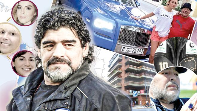 Misteri më i madh për Maradonën: Çfarë fshihet në dy kasafortat e mbetura në Dubai?