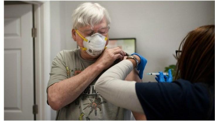 Resultado de imagen de vacuna para ancianos en mexico