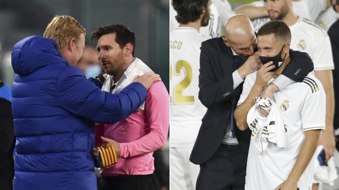 Koeman me Messin dhe Zidane me Hazard