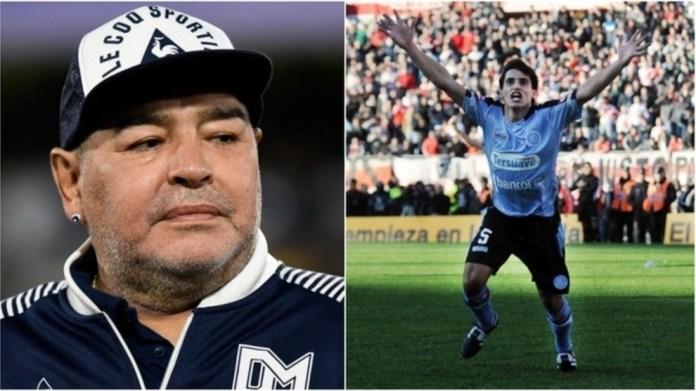 Kjo është ajo që bëri Maradona ditën e rënies së River Plate & apos;