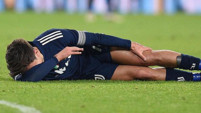 Dybala u dëmtua kundër Sassuolo.
