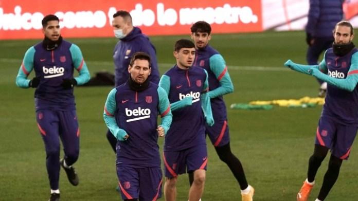 Statusi i Messit është i panjohur përpara finales së Supercopa de Espana