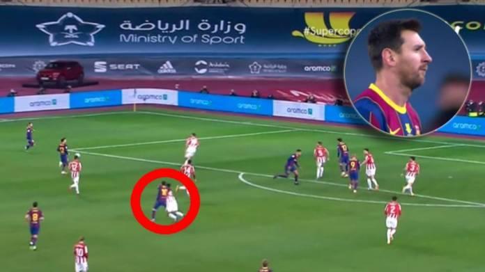 Me kaq shumë mediokritet rreth tij, ka kuptim që Messi e humbi komplotin