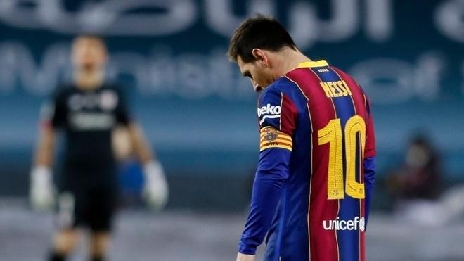 Supercopa de Espana: Leo Messi u përjashtua kundër Athletic Club.