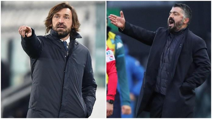 Gattuso vs Pirlo: Unë i kam dhënë atij më shumë shuplaka se Bud Spencer për Terrence Hill