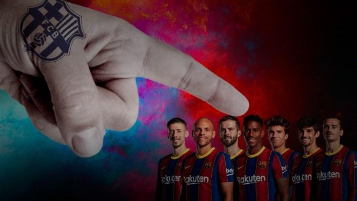 Humbësit e Barcelonës nga Cornella